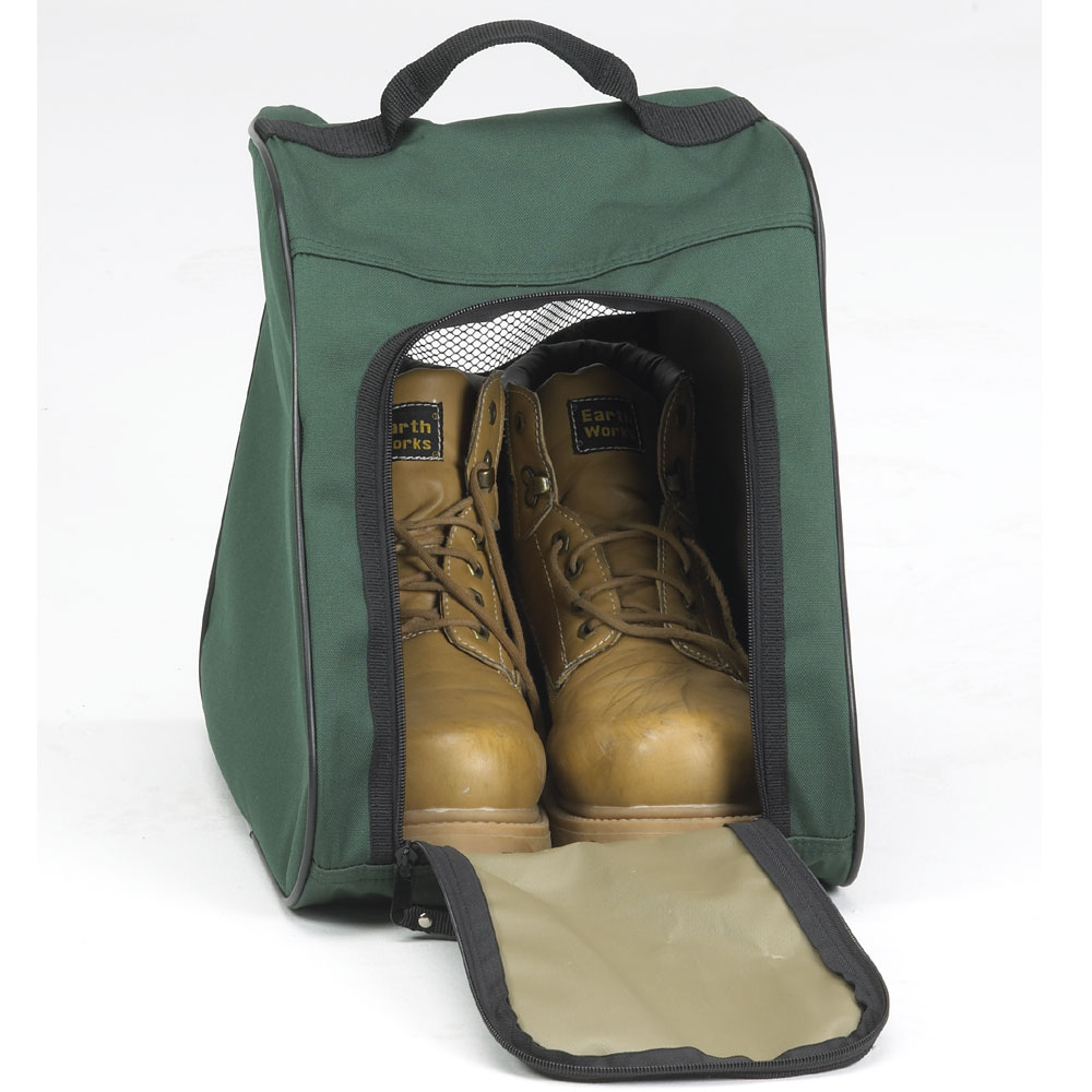 Heavy Duty Breathable Boot Bag for walking or work boots ...